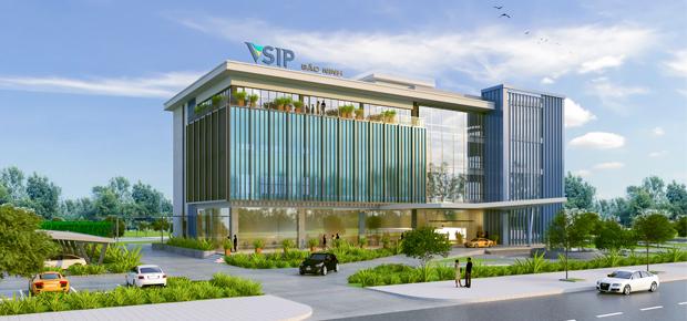 VSIP BAC NINH OFFICE BUILDING_2