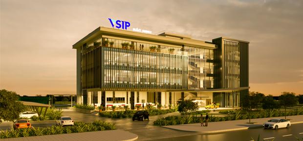 VSIP BAC NINH OFFICE BUILDING_7