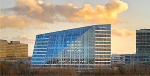 Công nghệ hiện đại trong tòa nhà thông minh tại Amsterdam