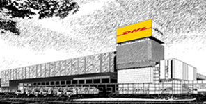 DHL - Logistics Distribution Centre
